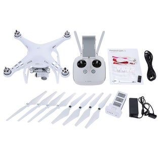 DJI Phantom 3 Advanced Version FPV RC Quadcopter with 1080p HD Camera RTF