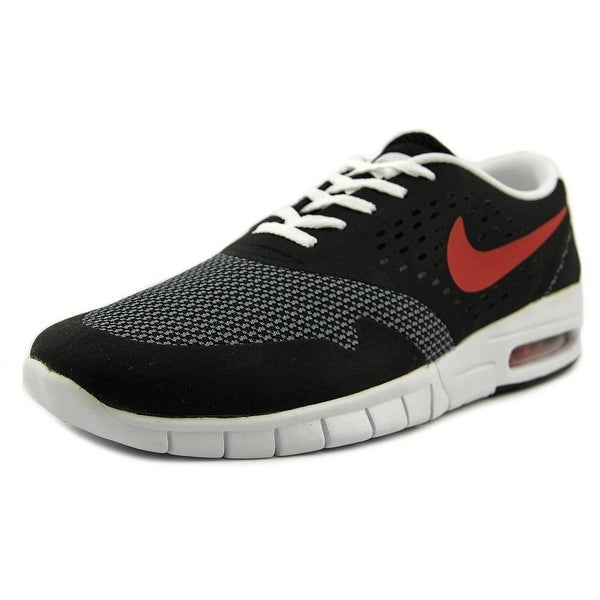 Nike Eric Koston 2 Max Men Round Toe Synthetic Black Skate Shoe