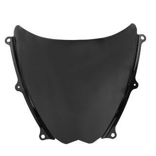 Unique BargainsBlack Smoke Motorcycle Windshield Windscreen For GSXR1000 K7 2007 2008