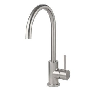 Miseno MK003 Bar / Prep Faucet (Solid T304 Stainless Steel)