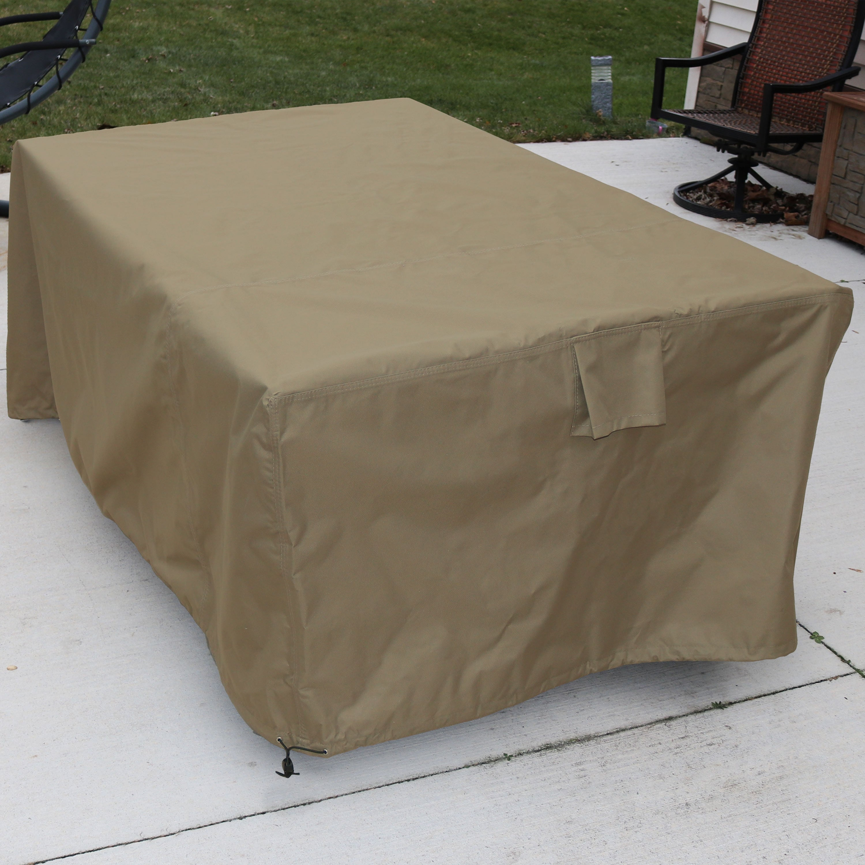 Patio Dining Table Protective Cover