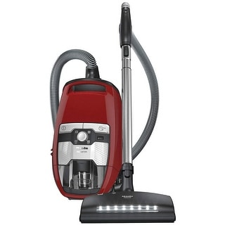 Link to Miele Blizzard CX1 HomeCare Bagless Canister Vacuum + SEB 236 Powerhead + SBB 400-3XL Parquet Floor Brush + More Similar Items in Laundry