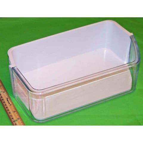 Samsung Refrigerator Door Bin Basket Shipped With RF261BEAESR/AA-0001, RF261BEAEWW