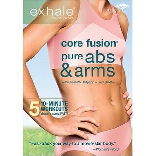 Exhale - Core Fusion: Pure Abs & Arms [DVD]
