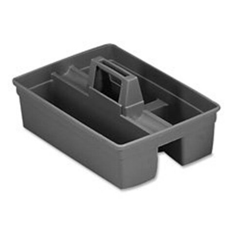 Janitor Carrier, For Supplies, Plastic, 16 in. x 11 in.
