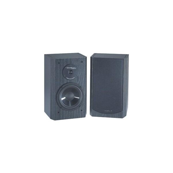 BIC America BICDV62SIBM BIC VENTURI DV62SIB 6.5 Inch Bookshelf Speakers