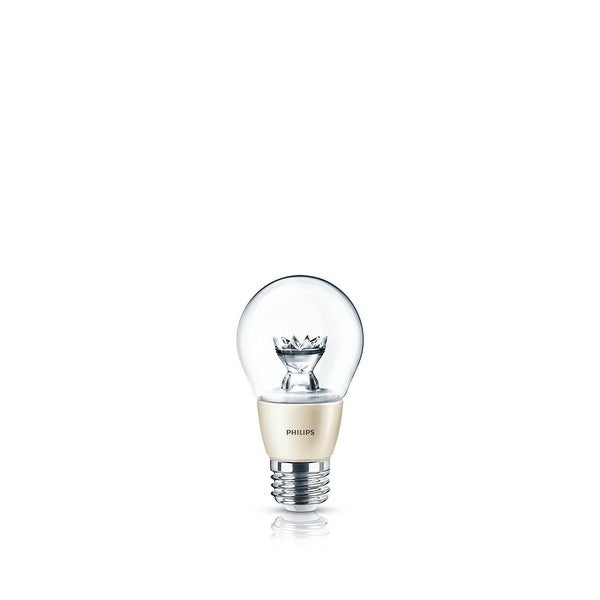 Philips 454488 40-watt Equivalent A19 LED Light Bulb, Clear