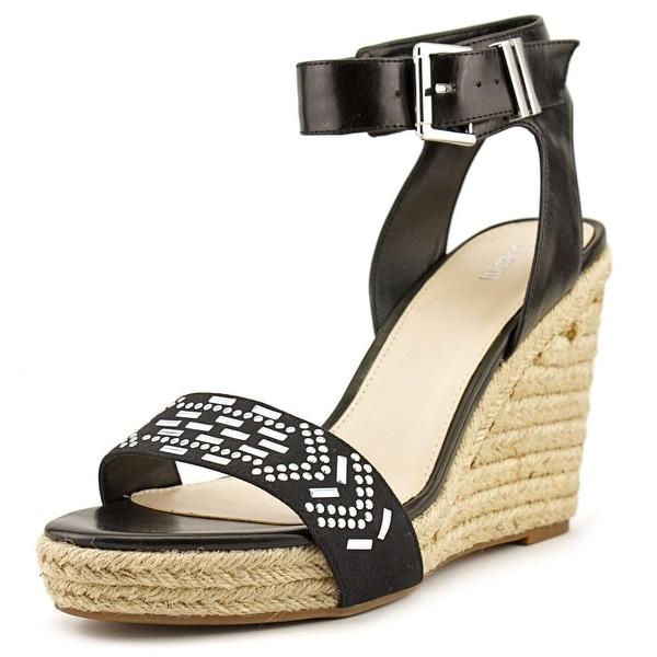 Bar III Athena Women Black Sandals