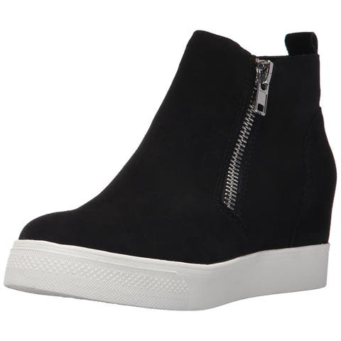 96270e6b12a Buy Black Steve Madden Women's Athletic Shoes Online at Overstock ...