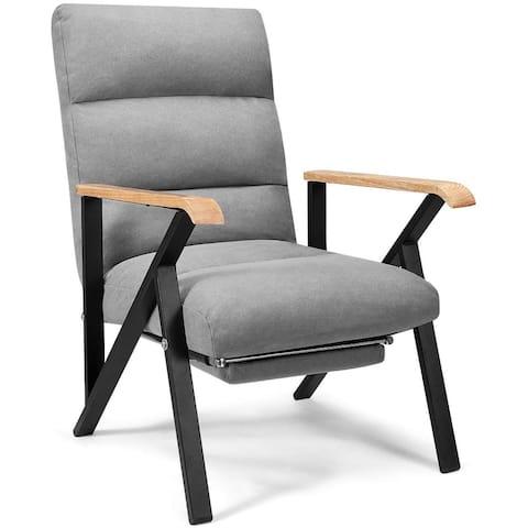 Zero Gravity Chair Comfortable Adjustable Lounge Chair