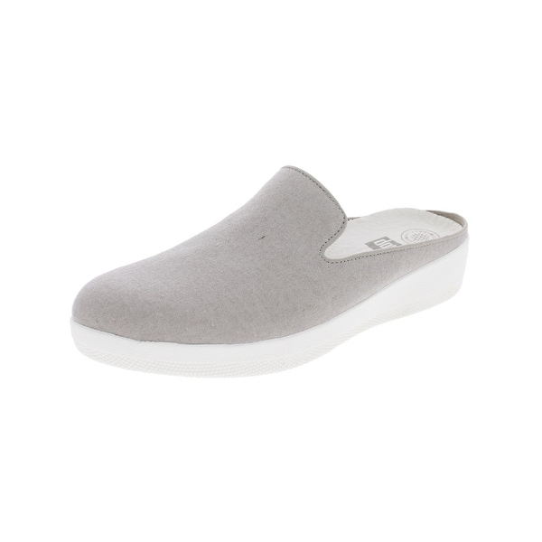 Fitflop Womens Superskate Loafers Round Toe Casual