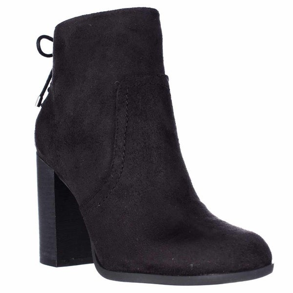 Indigo Rd. Taylin Rear Lace Up Ankle Booties, Black