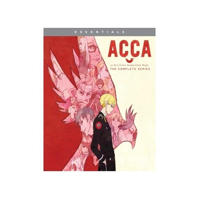 Acca-complete series-essentials (blu-ray/2 disc/fun digital) -  Overstock