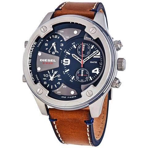 Boltdown Chronograph Quartz Blue Dial Men's Watch - N/A