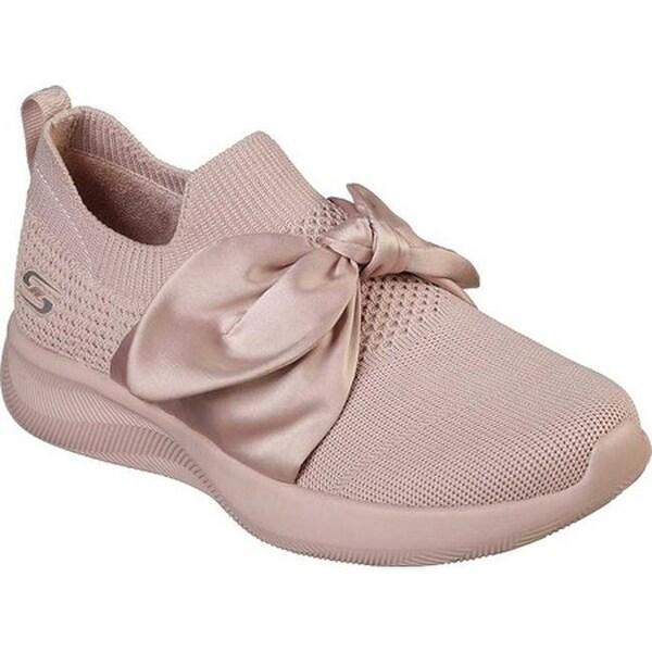 Skechers Women's Bobs Squad 2 Bow Beauty Sneakers