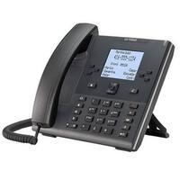 """Mitel 6392 2-Line Corded Analog Business Phone"""