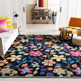 Link to Safavieh Handmade Four Seasons Andria Floral Rug Similar Items in French Country Rugs