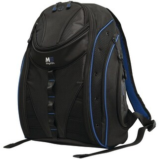 """Mobile Edge 16"""" Pc And 17"""" Macbook Express 2.0 Backpack Royal Blue"""