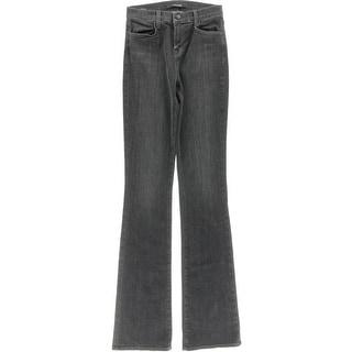 J Brand Womens High Rise Slim Bootcut Jeans - 26