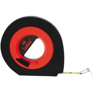 Lufkin HYT100 Long Tape Rules, 100' x 3/8""