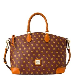 Dooney & Bourke Gretta Satchel (Introduced by Dooney & Bourke at $228 in Jul 2014)