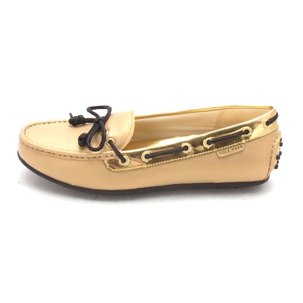 Cole Haan Womens Klarissasam Closed Toe Boat Shoes - 6