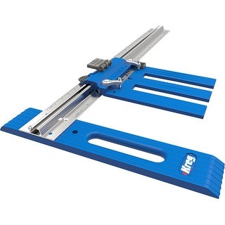 "Kreg Rip-Cut 24"" Precision Circular Saw Edge Guide - Blue"