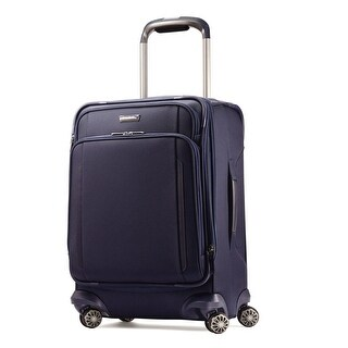 Samsonite Silhouette XV Softside Spinner 29, Twilight Blue