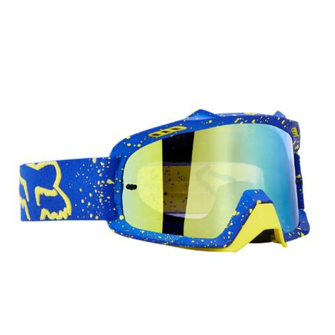 Fox Racing 2015 Air Space Cam Sinclair Signature Goggle - 16613 - Blue
