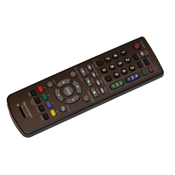 OEM Sharp Remote Control: BDHP16U, BD-HP16U, BDHP17, BD-HP17, BDHP17U, BD-HP17U