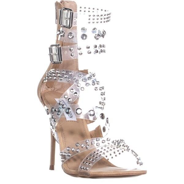 f55fe6eec6c0 Shop Steve Madden Moto Studded Gladiator Sandals