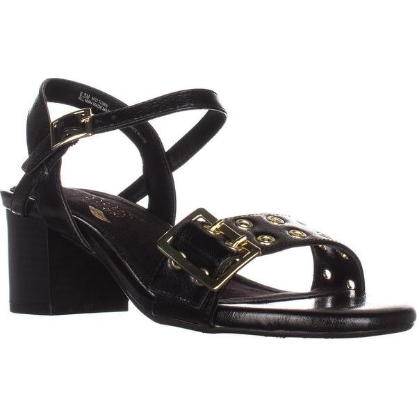 Aerosoles Mid Town Dress Sandals, Black - 6.5 us