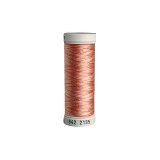 942 2135 Sulky Rayon Thread 40wt 250yd Vari Peaches