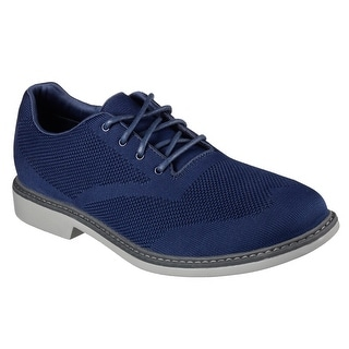 Skechers 68244 NVY Men's HARDEE Oxford