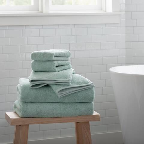 Linenspa Essentials Six Piece Luxury Cotton Towel Set