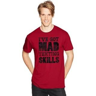 Hanes Men's Mad Skills Graphic Tee