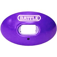 Battle Sports Science Oxygen Lip Protector Mouthguard - Purple