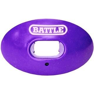 Battle Sports Science Oxygen Lip Protector Mouthguard - Purple