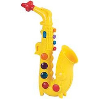 Toy Saxophone - Small World Toys Play At Home Saxophone