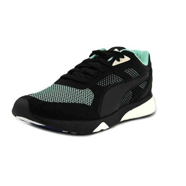 Puma 698 Ignite Select Women  Round Toe Synthetic Black Sneakers