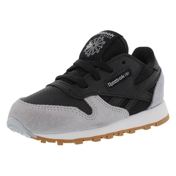 Shop Reebok Cl Leather - Split Personality Classic Boy s Shoes ... b92f2173e