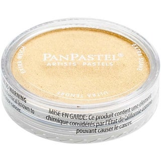 Light Gold - Panpastel Ultra Soft Metallic Artist Pastel 9Ml