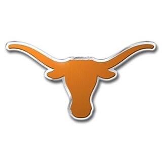 Texas Longhorns Auto Emblem Color