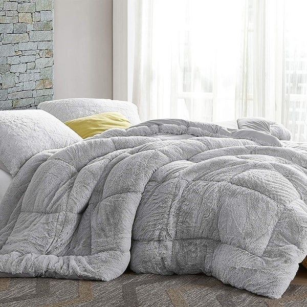 Are You Kidding Bare - Coma Inducer® Oversized Comforter - Antarctica Gray. Opens flyout.