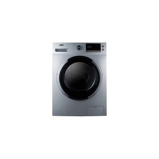 Summit SPWD2201 2.0 Cu. Ft. Washer Dryer Combo - STAINLESS STEEL - n/a