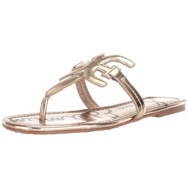 628889ec0 Shop Sam Edelman Women s Carter Flat Sandal - Free Shipping Today ...