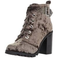 Qupid Women's Hiking Boot