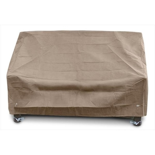 Koverroos Iii Deep 2 Seat Sofa Cover Taupe 58 W X 35 D 32 H Free Shipping Today 21755056