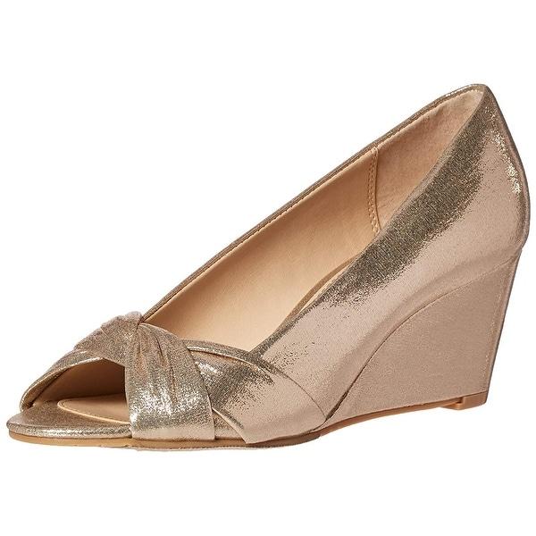 Nina Womens edelia Open Toe Casual Platform Sandals