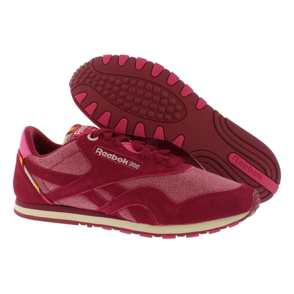 Reebok Classic Nylon Slim Jacquard Women's Shoes Size